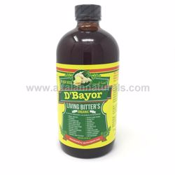 Picture of Black Seed D'Bayor Living Bitter's 16oz
