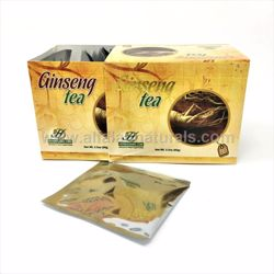 Picture of Ginseng Tea (20 Tea Bags)