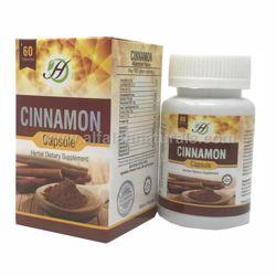 Picture of  Cinnamon Capsules (60 Capsules)