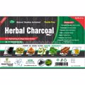 Picture of Herbal Charcoal Toothpaste w/ Xylitol 7 in 1 [100% Fluoride Free][Halal][6.5 oz]