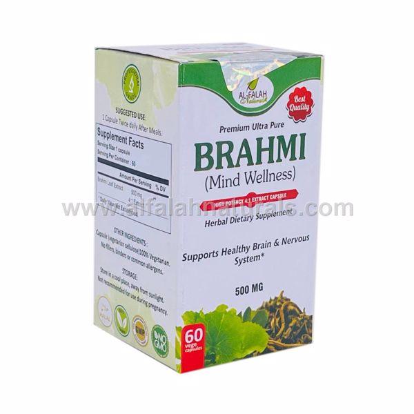 Picture of Mind Wellness 4:1 Premium Extract Capsules - 500mg [60 Capsules] [Halal/Vegetarian]