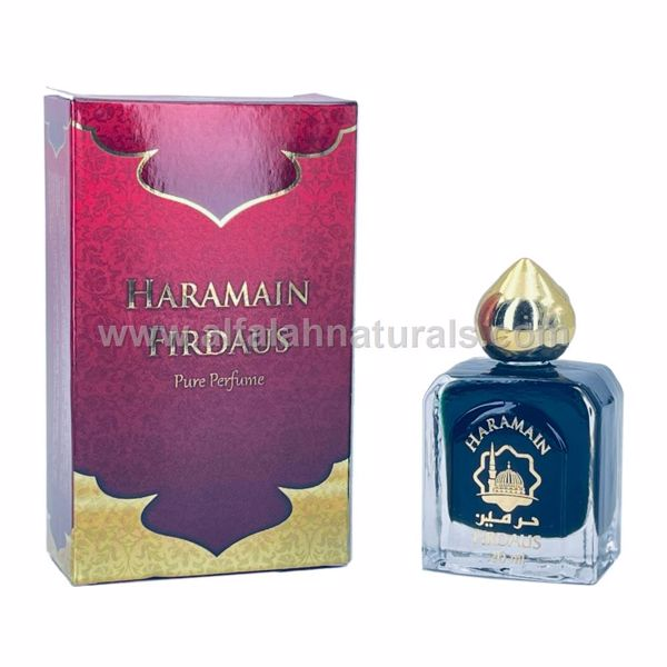 Picture of Haramain Firduas - Pure perfume - 20 ml with Rollon - By Haramain