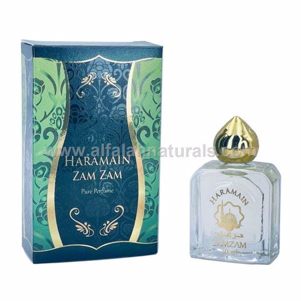 Picture of Haramain Zam Zam - Pure perfume - 20 ml with Rollon - By Haramain