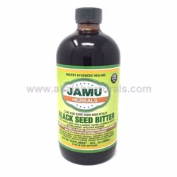 Picture of Black Seed Bitter 16oz By Jamu Herbals